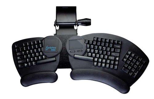 Kinesis Evolution Adjustable Keyboard Detailed