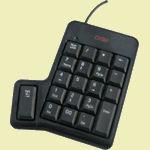 DSI numpad with tab