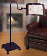Levo Free-Standing Book Holder