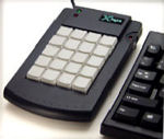 Xkeys Desktop Keypad