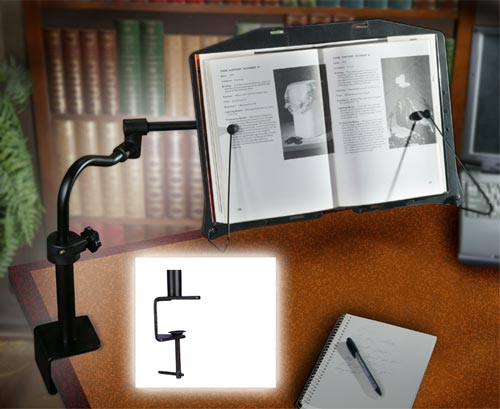 Picture Of The Levo Desktop Bookholder